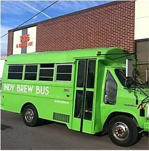 Indy Brew Bus