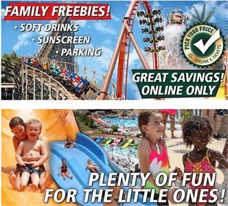 Holiday World Theme Park and Splashin' Safari Water Park