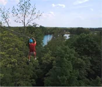 Timber Lake Camp and Zipline Adventure