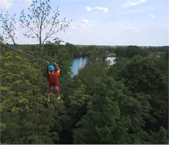Timber Lake Camp and Zipline Adventure