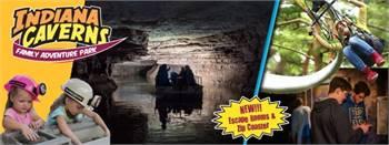 Indiana Caverns, Indiana's Longest Cave