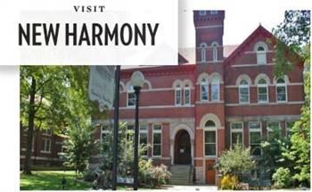 Historic New Harmony Indiana