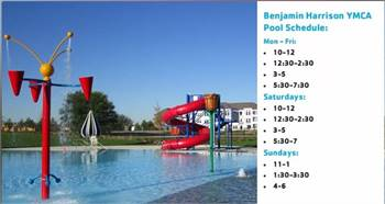 Benjamin Harrison YMCA Outdoor Pool