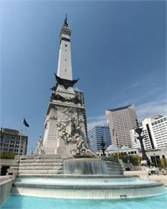 Indiana War Memorials