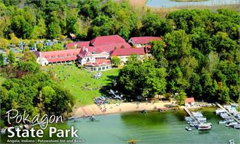Potawatomi Inn Resort @ Pokagon State Park