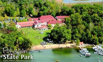 Potawatomi Inn Resort @ Pokagon State Park