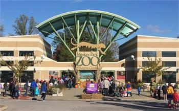 Mesker Park Zoo & Botanic Garden