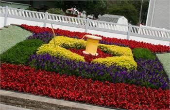 Quilt Gardens in Elkhart County