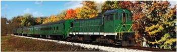 Spirit of Jasper Passenger Train