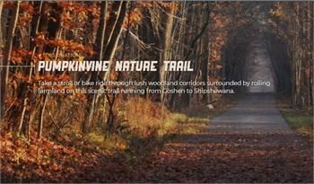Pumpkinvine Nature Trail