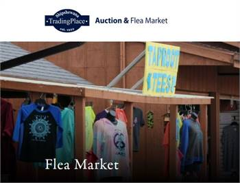 Shipshewana Trading Place Auction & Flea Market