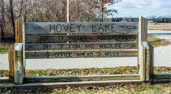 Hovey Lake Fishing & Wildlife