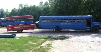 Blue's Canoe Livery
