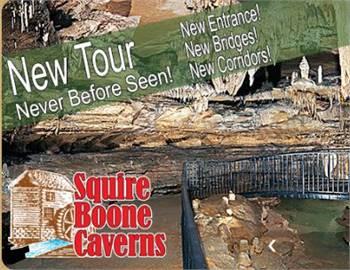 Squire Boon Caverns & Village