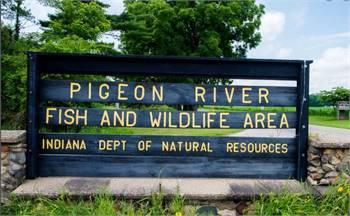 Pigeon River Fish & Wildlife Area