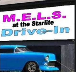 M.E.L.S at the Starlight Drive In Theatre