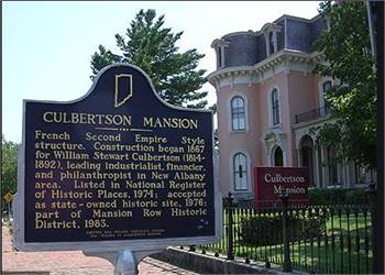 Culbertson Mansion - State Historic Site